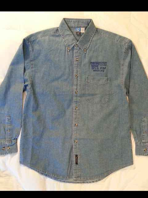 Denim Shirt Premium - View 4