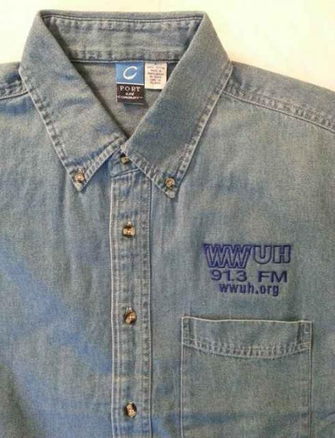 Denim Shirt Premium - View 5