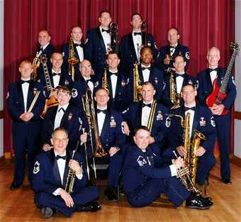 USAF Academy Big Band AIRMEN OF NOTE